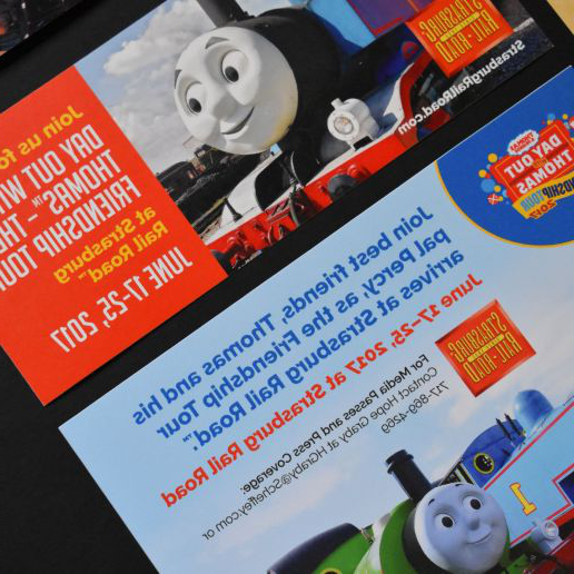 Day out with thomas brochure